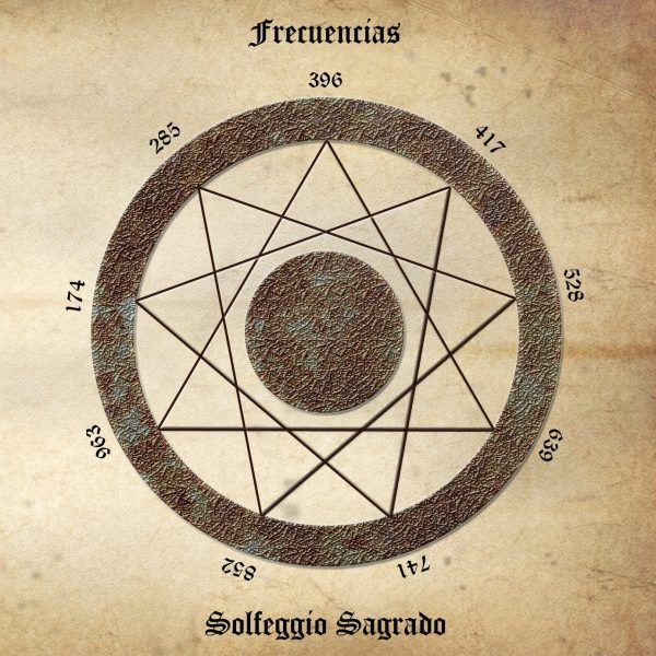 CD Frecuencias Solfeggio