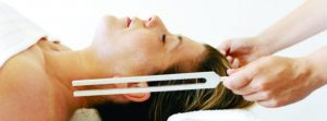 terapia con diapasones